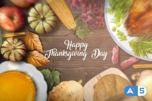 Videohive – Thanksgiving Special Promo – 22822514