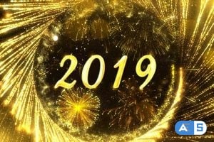 Videohive – New Year Countdown 2019 – 23027671