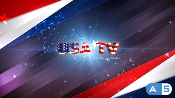 Videohive – USA Patriotic Broadcast Pack – 16688143