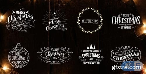 Videohive – Christmas Titles – 18716178