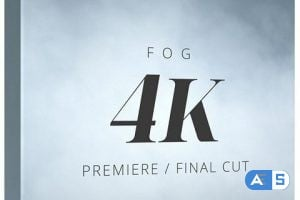 Lens Distortions – Fog 4K for Final Cut Pro X, After Effects & Premiere (macOS)