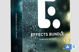 BjK Productions – 600 Adobe Premiere Pro Effects & Transitions