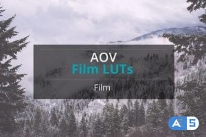 AOV Film LUTs Pack (Win/Mac)