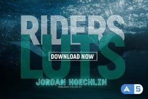 Jordan Hoechlin – Riders LUTs (Win/macOS)