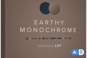 Lens Distortions – Earthy Monochrome Finishing LUTs