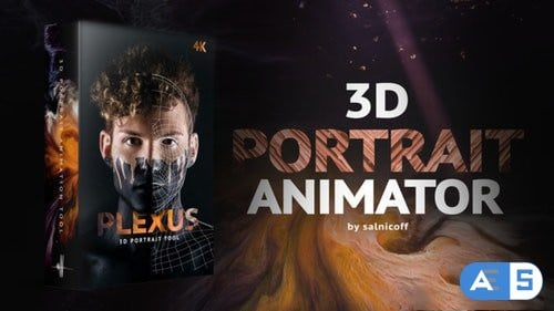 MotionArray 3D Portrait Animator 328470