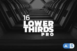 MotionArray Lower Thirds Pro 328185