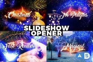 Videohive – New Year Christmas – 13605610