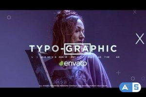 VideoHive Dynamic Typographic Opener 24764178