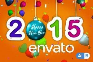 Happy New Year Celebrations – 6403529