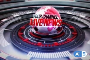 Videohive – World News Complete Broadcast Package – 25020882