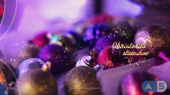 Videohive – Christmas Slideshow – 23007142