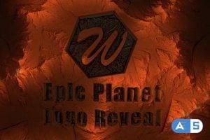 Videohive – Epic Planet Logo Reveal – 15020175