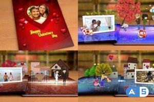 VideoHive – Happy Valentine's Day 6574250