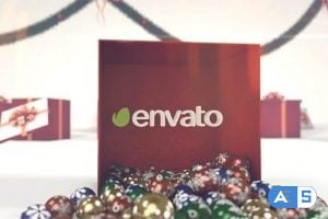 Videohive – Unique Christmas Greeting – 6211107