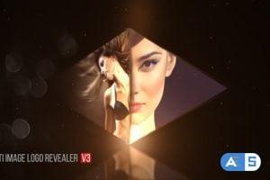 Videohive – Multi Image Logo Revealer V3 – 17327485
