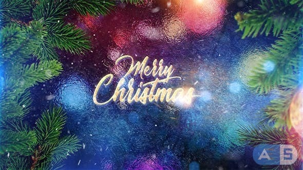 Videohive – Christmas Greetings – 20972983
