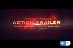 Videohive – Action Trailer – 15554643