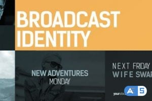 Videohive Broadcast Identity Pack 15587865