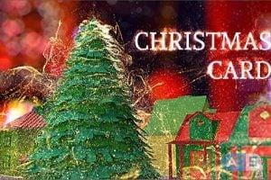 Videohive – Christmas Card – 18951314