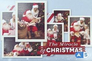 Videohive – Christmas Slideshow – 9409134
