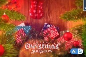 Videohive – Christmas Slideshow – 22832058
