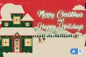 Videohive – Christmas Vacation – 25020018