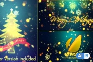 Videohive – Christmas Wishes – 3603935