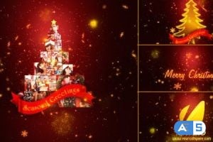 Videohive – Christmas Wishes Multi Video – 3437416
