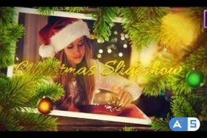 Videohive – Christmas Wishes Slideshow for Premiere Pro – 25178203