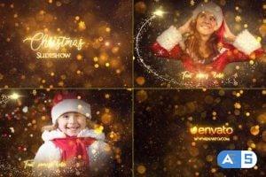Videohive – Christmas Slideshow – 22891207