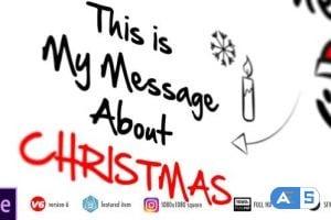 Videohive – Christmas V.6 (Last Update 3 November 19) – 3359996
