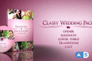 VideoHive – Classy Wedding Pack 4754076