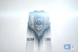 Videohive – Clean Glitch Logo – 22866726
