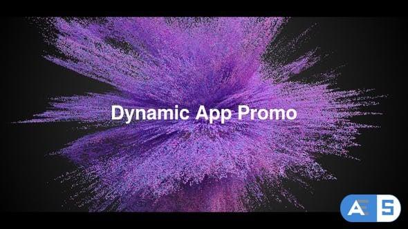 Videohive – Dynamic App Promo 3 – 23312168
