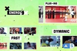Videohive – Energic Sport Template – 18688666