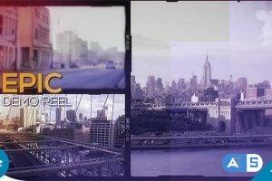 Videohive Epic Demo Reel 12418557