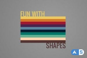 Videohive – Fun With Shapes – A Motion Design Pack – 9365541