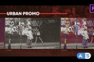 VideoHive Urban Promo 22387409