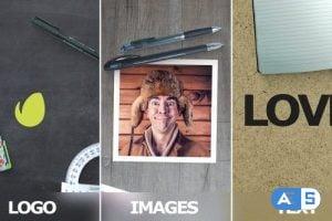 VideoHive Creative Opener Desk 15144922