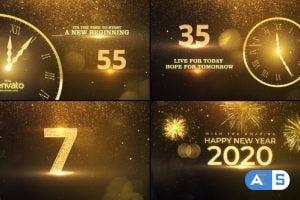 VideoHive New Year Countdown 2019 21138971