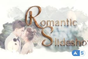 Videohive – Romantic Slideshow | After Effects Template – 21406290