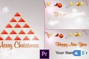 Videohive – Christmas Opener Minimal – Premiere Pro – 25116314