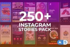Videohive – Instagram Stories – 23898656