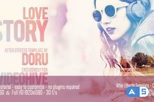 Videohive Love Story 14326725