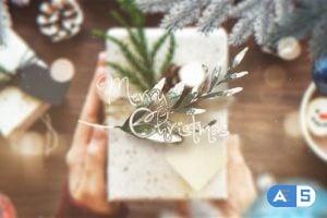 Videohive – Christmas Slideshow – 22842847