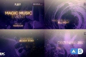 Videohive – Magic Music Event v2.0 – 14074346