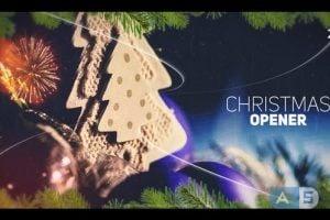 Videohive – Christmas Opener – 19188544