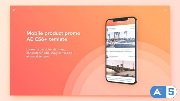 Videohive – Mobile Product Promo – 21539123