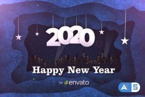 VideoHive New Year Opener 2019 23069118